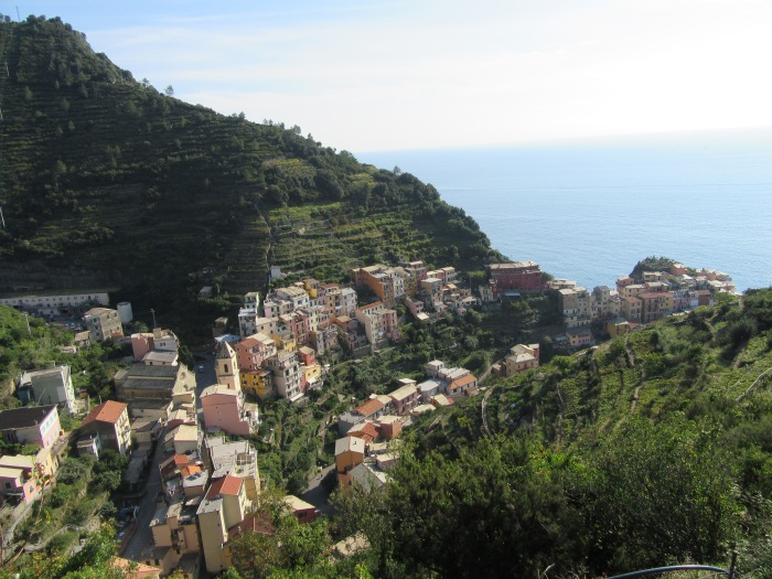 Manarola (Thanksgiving Day Canada)